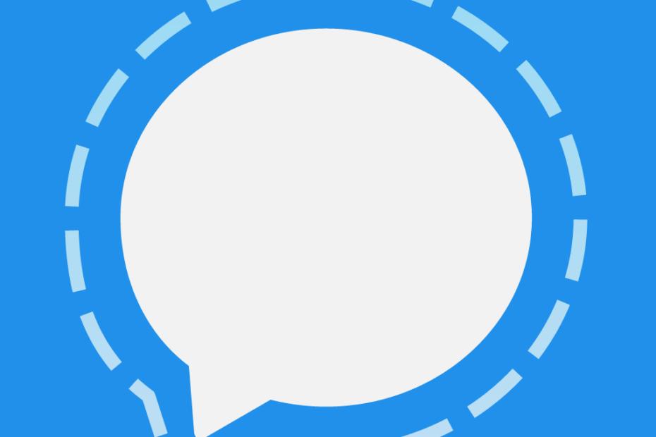 Signal Blue Icon