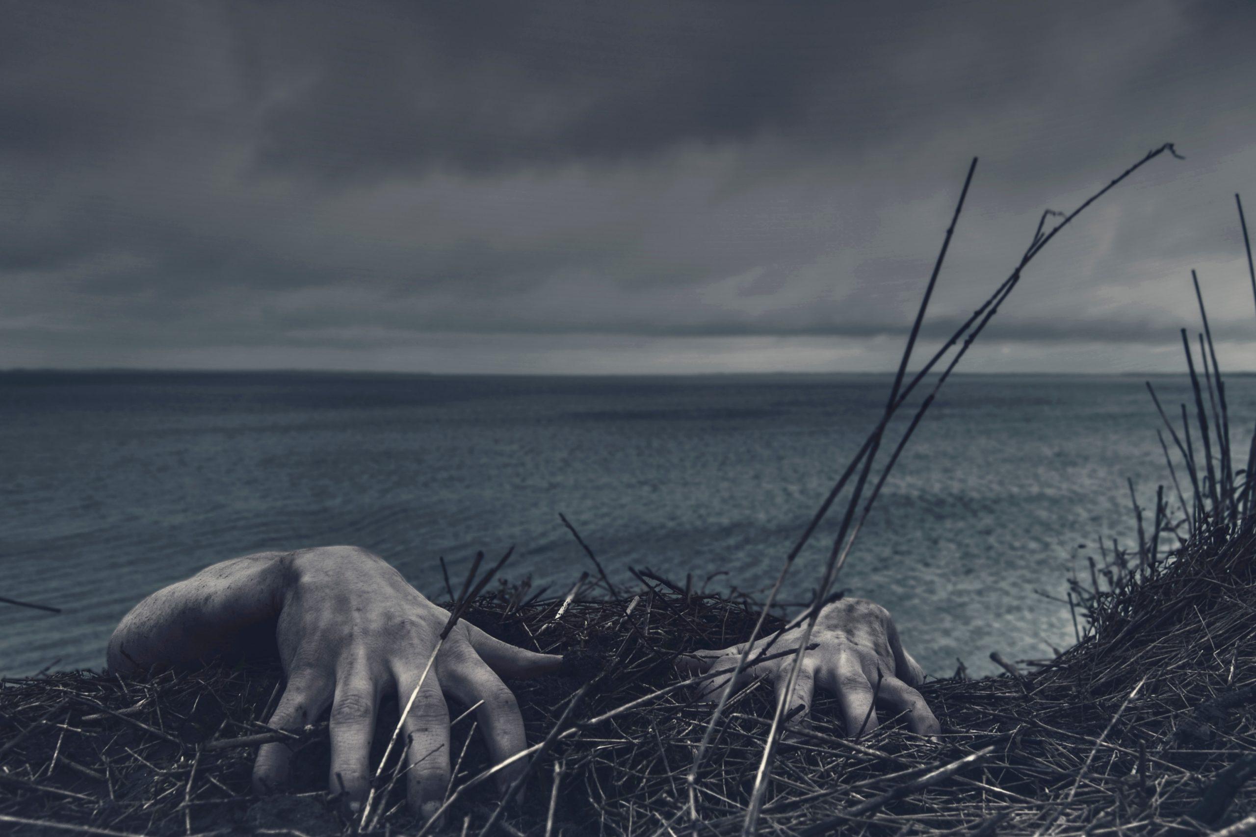 """Undead"" Photo by Daniel Jensen on Unsplash"