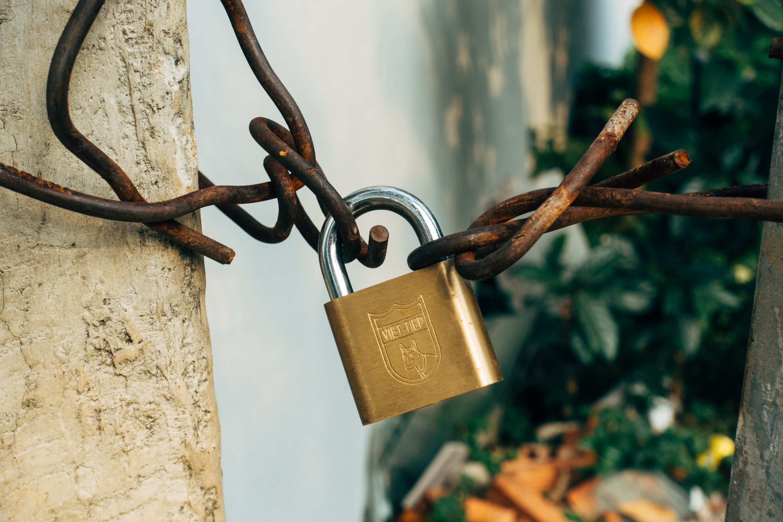 """Lock"" Photo by Markus Winkler on Unsplash"