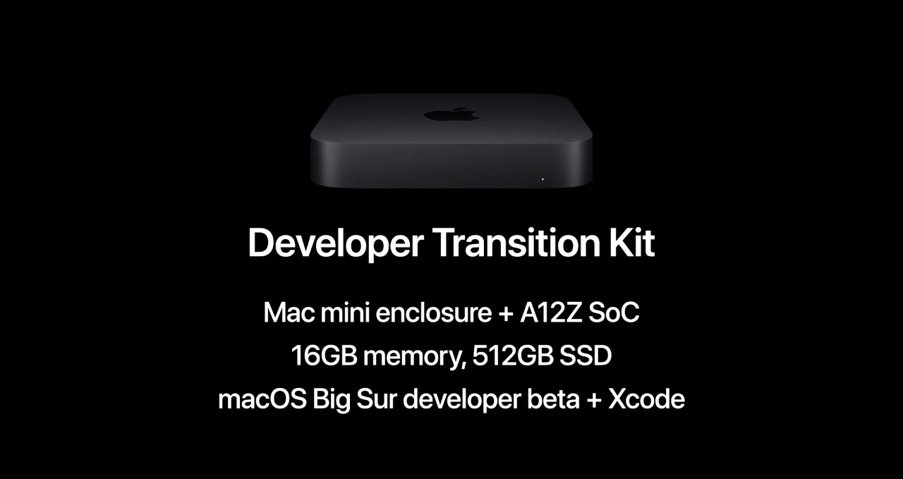 Developer Transition Kit