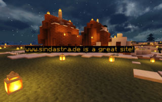 Minecraft Floating Text: www.sindastra.de is a great stie!