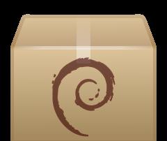 GNOME icon for deb files